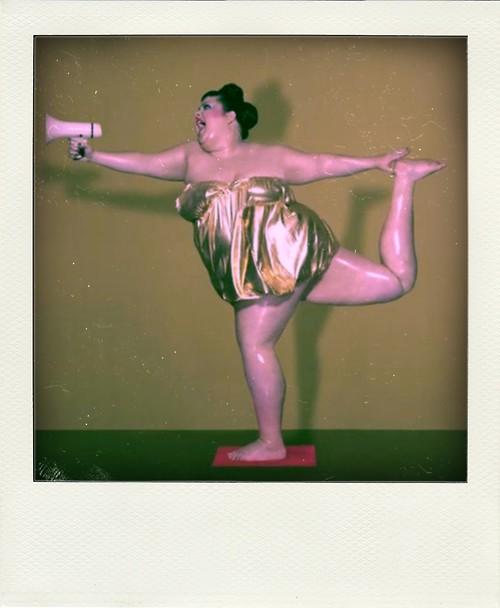 ballet in neglige