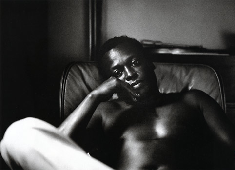 miles davis in his new york apartment 19 63 by jim marshall